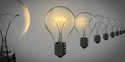 plusieurs ampoules design